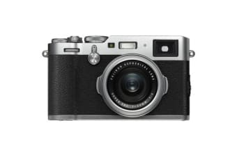 New Fujifilm X100F 24MP Digital Camera Silver (FREE DELIVERY + 1 YEAR AU WARRANTY)