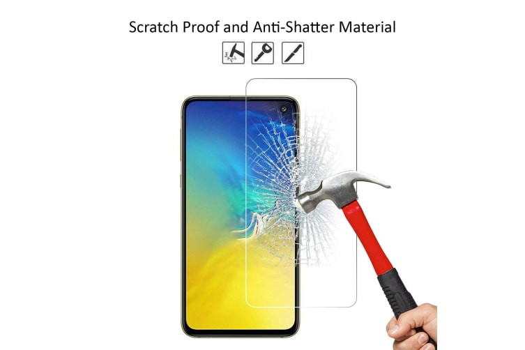 For Samsung Galaxy S10e  Tempered Glass Screen Protector iCoverLover