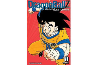 Dragon Ball Z, Vol. 1 (VIZBIG Edition)
