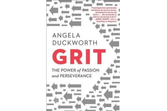 Grit - The Power of Passion and Perseverance