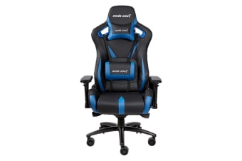 Anda Seat AD12XL-03 Extra Large Gaming Chair - Black/Blue