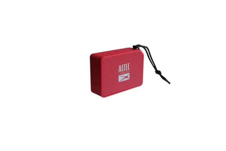 Altec Lansing ONE BT speaker IP67 red