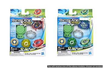 Beyblade Burst Slingshock Rip Fire Pack (Assorted)
