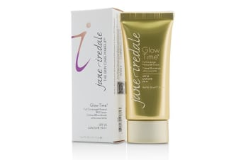 Jane Iredale Glow Time Full Coverage Mineral BB Cream SPF 25 - BB8 50ml
