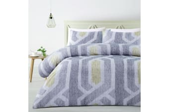 Gozo Quilt Cover Set by Big Sleep