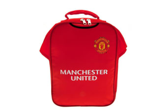 Manchester United FC Kit Lunch Bag (Red)