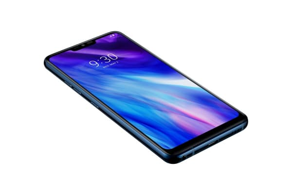 LG G7 ThinQ (64GB, Moroccan Blue)