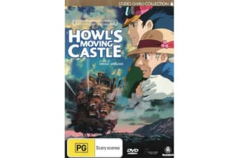 Howl's Moving Castle (Studio Ghibli Collection)