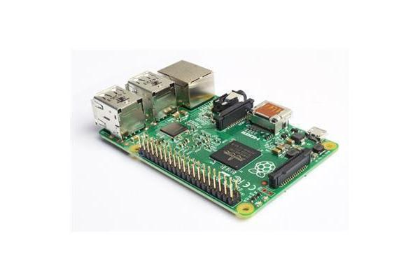Raspberry Pi New 2 Model B V1.2 with 900MHz Quad Core and 1GB Ram