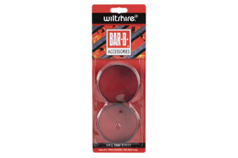 Wiltshire Non Stick Bar-b Egg Rings Pack Of 4
