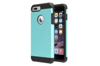 For iPhone 8 PLUS 7 PLUS Case Stylish Armour Durable Protective Cover Green