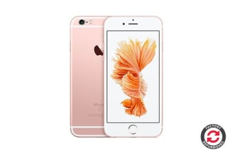 Apple iPhone 6s Refurbished (128GB, Rose Gold) - A Grade