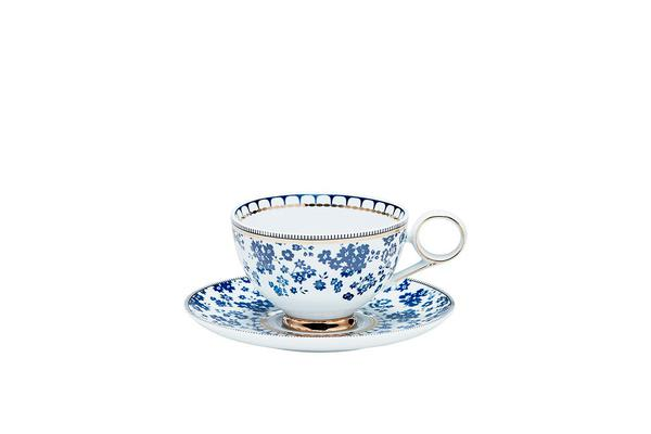 Salt & Pepper Palais Flora Teacup & Saucer 230ml