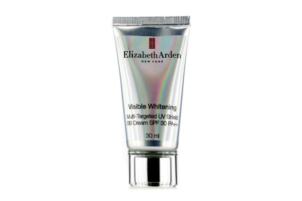 Elizabeth Arden Visible Whitening Multi Targeted UV Shield BB Cream SPF30 - Shade 02 (30ml/1oz)