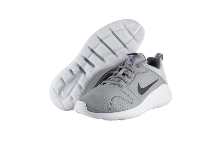 Nike Men's Kaishi 2.0 SE Running Shoes (Grey/Black/Pure Platinum, Size 8.5 US)