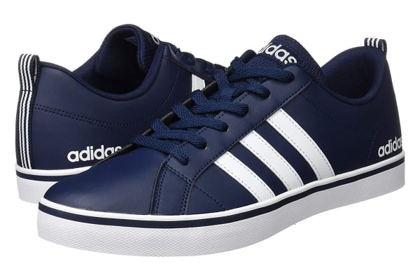 Adidas Men's VS Pace Shoe (Collegiate Navy/White, Size 7.5 UK)