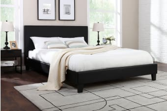 Ovela Bed Frame - Edeva Collection (Black)