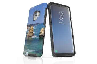 For Samsung Galaxy S9 Case Armour Cover  Great Ocean Rd Rocks