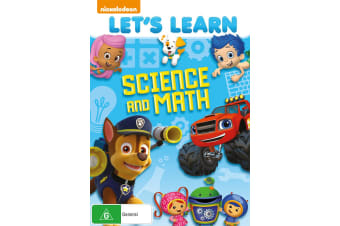 Lets Learn Science and Math DVD Region 4