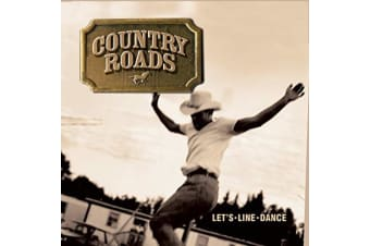 Country Roads Lets Line Dance BRAND NEW SEALED MUSIC ALBUM CD - AU STOCK