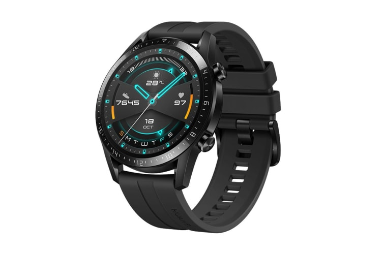Huawei Watch GT 2 Sport 46mm Smart Watch (Black)