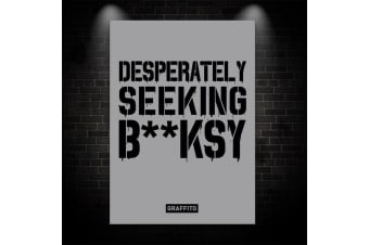 Desperately Seeking Banksy Book
