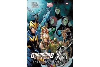 Guardians Of The Galaxy/all-new X-men - The Trial Of Jean Grey (marvel Now)