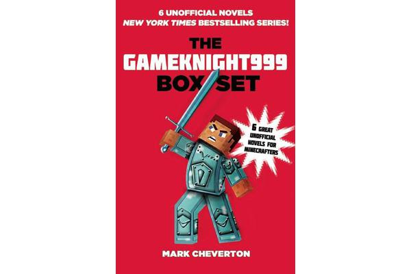 The Gameknight999 Box Set - Six Unofficial Minecrafter s Adventures!