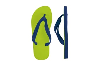 Havaianas Colour Up Thongs (Yellow Led, Brazil 37/38)