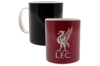 Liverpool FC Heat Changing Gradient Mug (Red) (One Size)