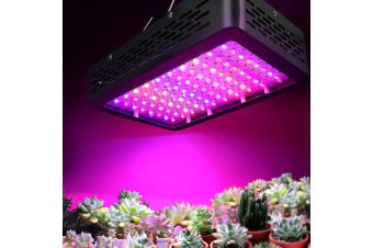 1000W LED Grow Light Full Spectrum Indoor Hydroponic Grow System