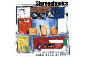 Stereophonics ‎– Word Gets Around PRE-OWNED CD: DISC EXCELLENT