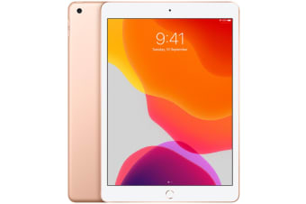 Apple 10.2-inch iPad 2019 Wi-Fi 128GB - Gold