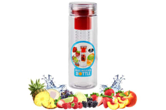 Red Fruit Infusion Water Bottle 780ml