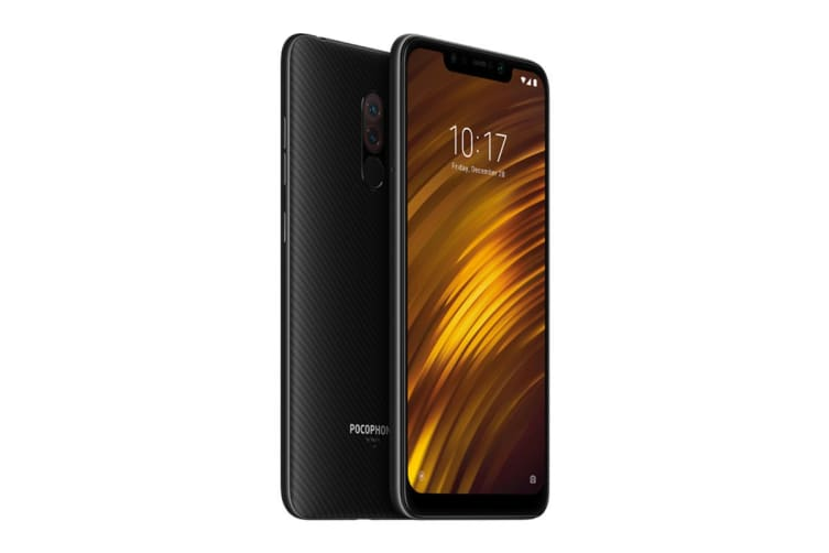 Xiaomi Pocophone F1 (128GB, Amoured Edition with Kevlar) - Global Model