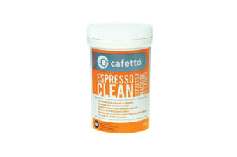 Cafetto Espresso Clean 100g For Professional Use