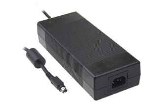 Fanless design high Quality PSU DESK 48V 220W MW GST220A48-R7B  LED indicate for power on