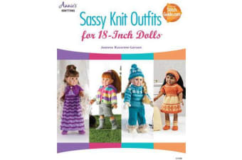 Sassy Knit Outfits for 18-Inch Dolls