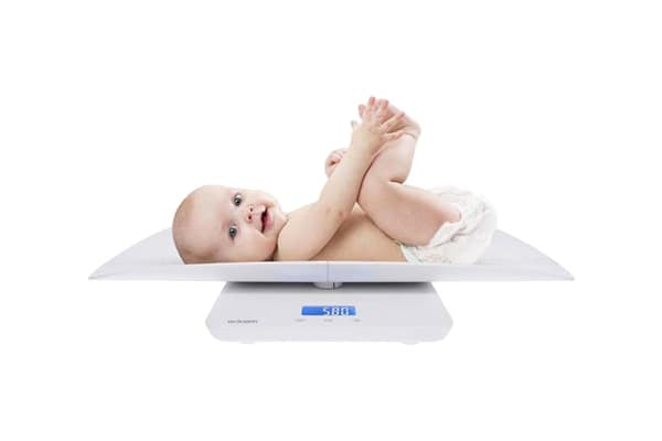 Oricom Digital Scales for Babies & Children (DS1100)