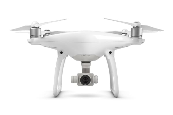 DJI Phantom 4 - Official DJI Refurbished Drone and FREE Lexar 64GB MicroSD