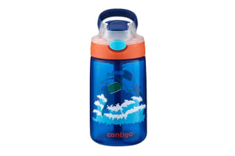 Contigo Autospout Gizmo Flip Water Bottle - Shark