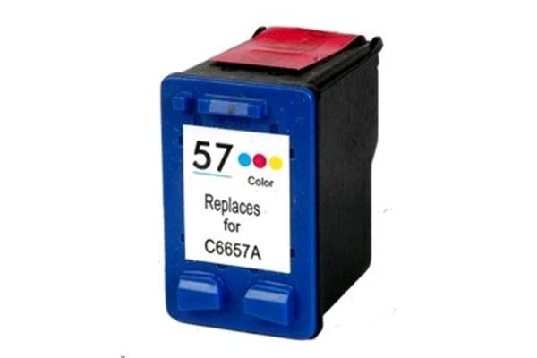 Generic 57 HP Compatible Eco Ink Cartridge - Colour