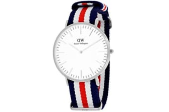 Daniel Wellington Men's Classic Canterbury (0202DW)