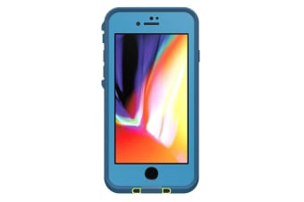 Lifeproof FRE Case For iPhone 8 / 7 - Banzai Blue