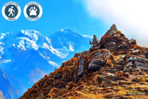 NEPAL: 15 Day Mardi Himal Trek Tour for Two