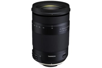 New Tamron 18-400mm F3.5-6.3 Di II VC HLD Lens for Nikon (FREE DELIVERY + 1 YEAR AU WARRANTY)