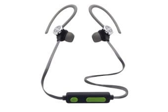Moki EXO Active Bluetooth Sports Earphones Headset w/ Microphone For Smartphone