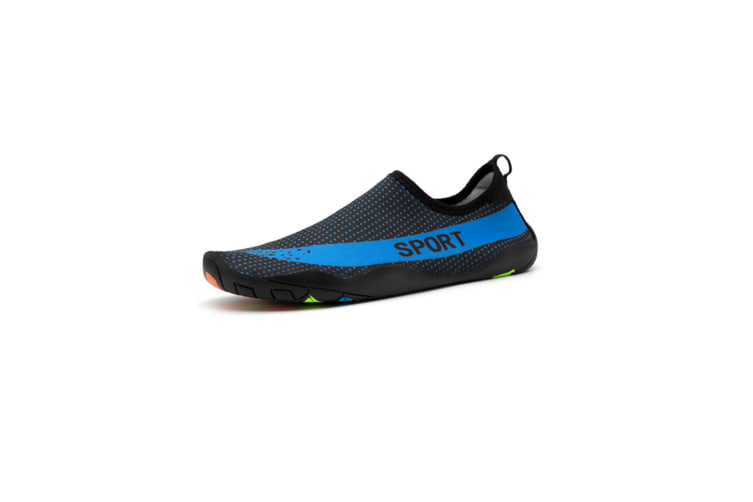 Beach Snorkeling Shoes Diving Lovers Wading Shoes Swimming Shoes Mx Blue Sky 44