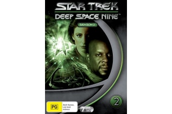 Star Trek Deep Space Nine Series 2 DVD Region 4