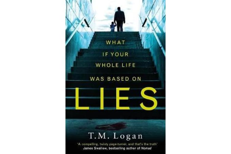 Lies - The number 1 bestselling psychological thriller that you won't be able to put down!